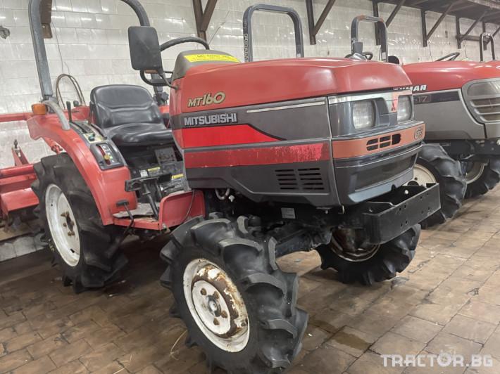 Трактори Mitsubishi MT160 3 - Трактор БГ