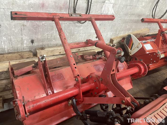 Трактори Mitsubishi MT160 4 - Трактор БГ