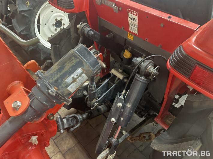 Трактори Yanmar AF17 3 - Трактор БГ