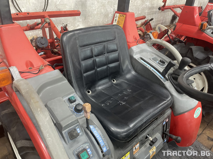 Трактори Yanmar AF17 4 - Трактор БГ