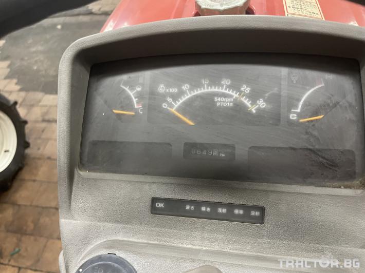 Трактори Yanmar AF17 5 - Трактор БГ