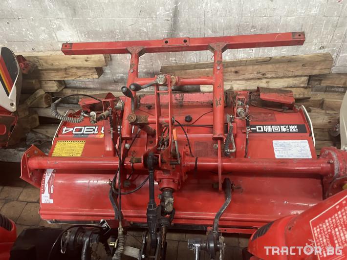 Трактори Yanmar AF18 2 - Трактор БГ