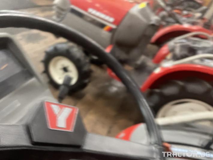 Трактори Yanmar AF18 4 - Трактор БГ