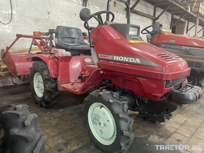 Трактори Honda Mighty11 1 - Трактор БГ