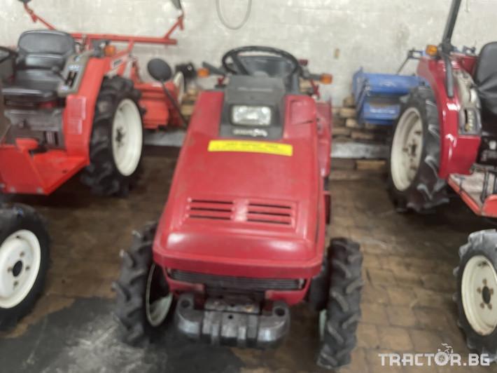 Трактори Honda Mighty11 2 - Трактор БГ