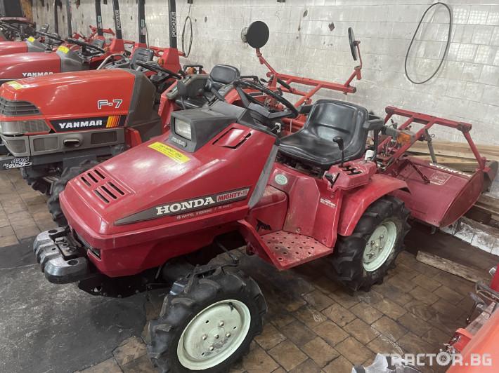Трактори Honda Mighty11 3 - Трактор БГ