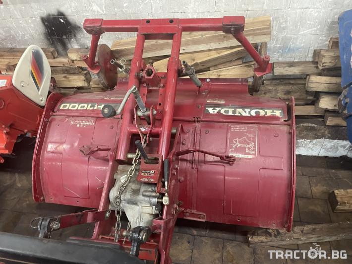 Трактори Honda Mighty11 4 - Трактор БГ
