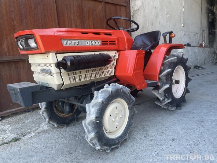 Трактори Kubota B1400 0 - Трактор БГ